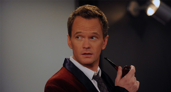 how i met your mother testi - barney stinson