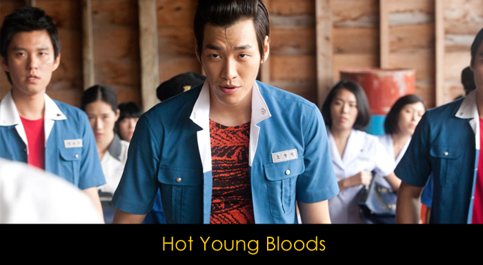 Hot Young Bloods - Kore Filmi