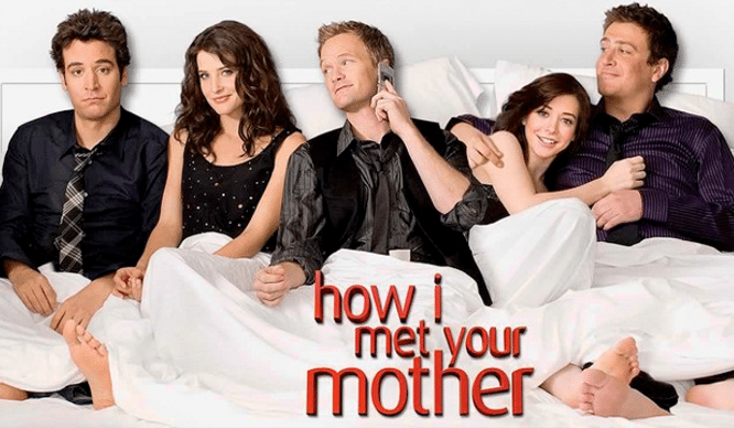 How i met your mother dizisi oyunculari