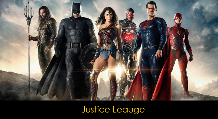 Justice League Film İncelemesi