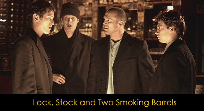 En İyi Jason Statham Filmleri - Lock, Stock and Two Smoking Barrels