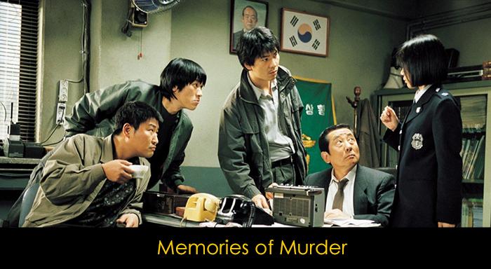 En İyi Kore Filmleri - Memories of Murder