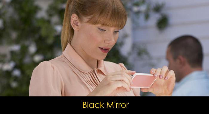 Bilim Kurgu Dizileri - Black Mirror