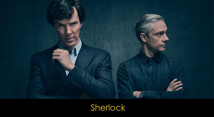 Netflix Suç Temalı Diziler - Sherlock