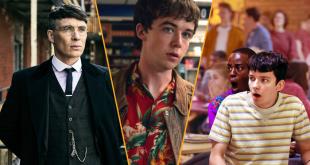 Netflix İngiliz Dizileri