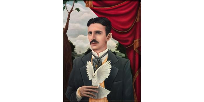 Nikola Tesla ve güvercin