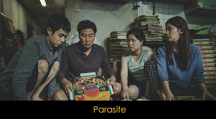 En İyi Kore Filmleri - Parasite