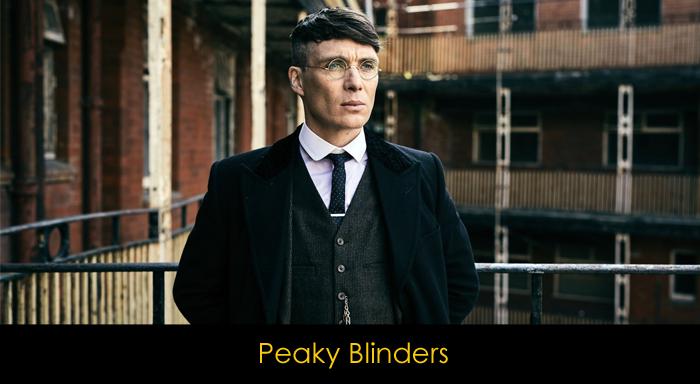 Peaky Blinders - Suç Dizileri