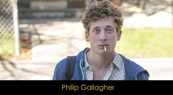 Philip Gallagher - Shameless Oyuncuları