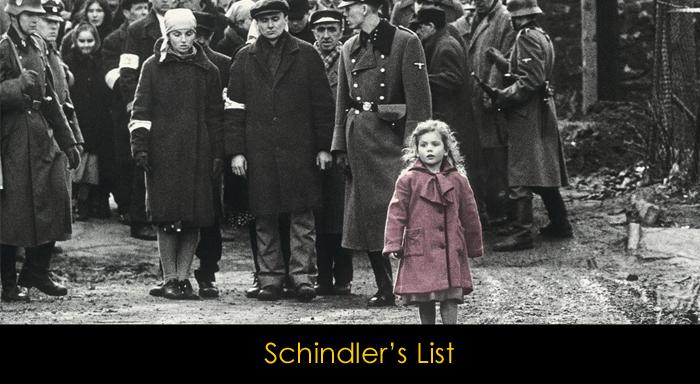 en iyi biyografi filmleri - Schindler's List