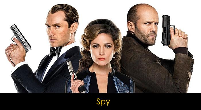En İyi Jason Statham Filmleri - Spy