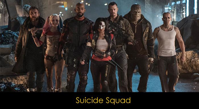 Suicide Squad - Batman Serisi Filmleri