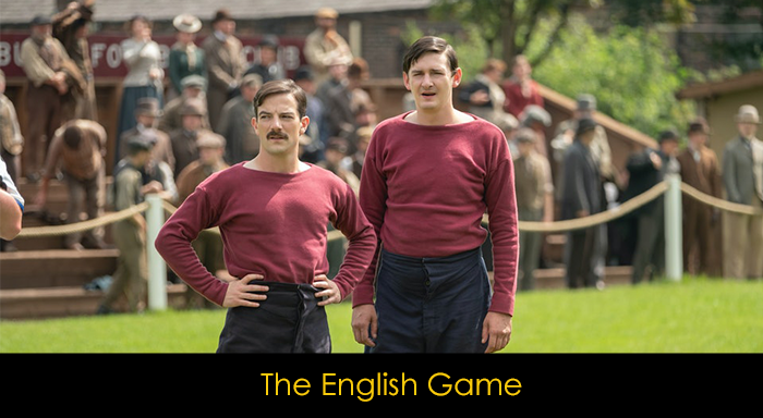 En İyi İngiliz Dizileri - The English Game