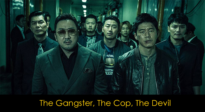 En İyi Kore Filmleri - The Gangster, The Cop, The Devil
