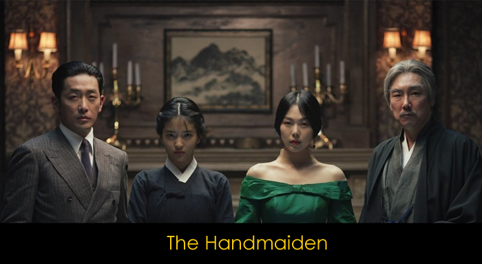 the handmaiden film incelemesi