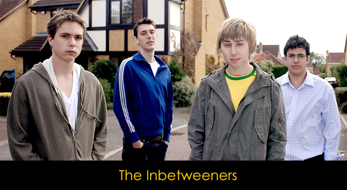 En İyi İngiliz Dizileri - The Inbetweeners