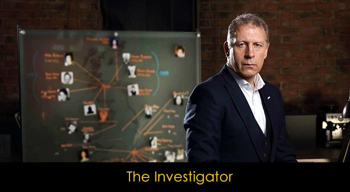 En İyi İngiliz Dizileri - The Investigator