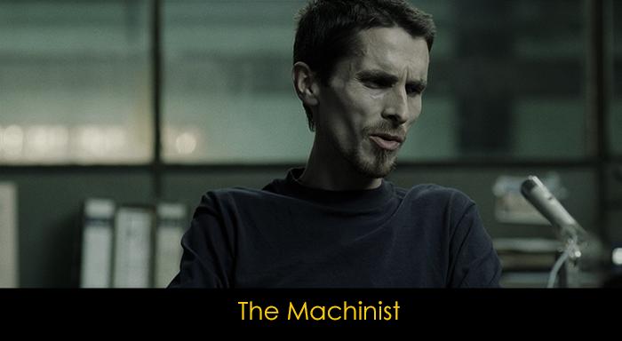 Beyin yakan filmler - The Machinist