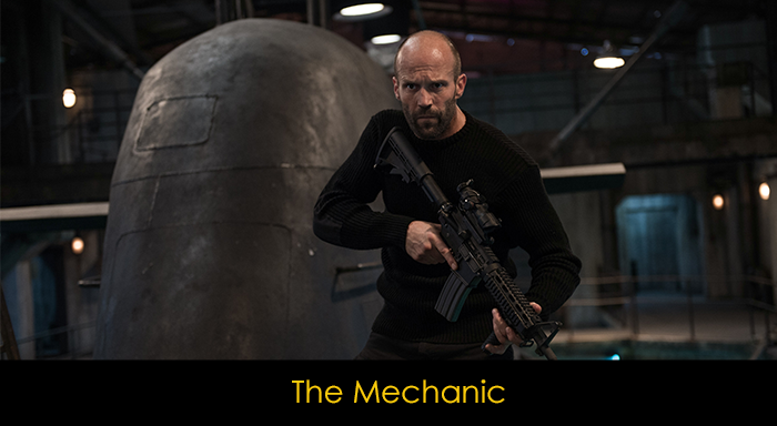 En İyi Jason Statham Filmleri - The Mechanic