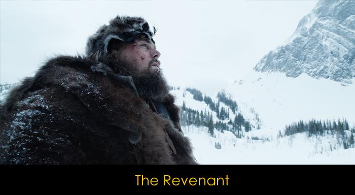 The Revenant film incelemesi