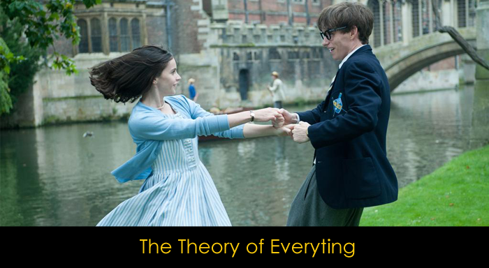The theory of everything film incelemesi