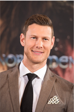 Tom hopper - The Umbrella Academy