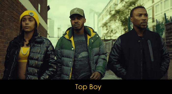 En İyi İngiliz Dizileri - Top Boy
