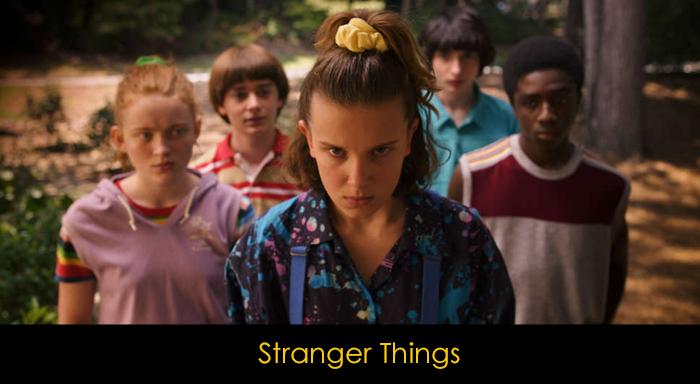 Netflix'in En İyi Gençlik Dizileri - Stranger Things