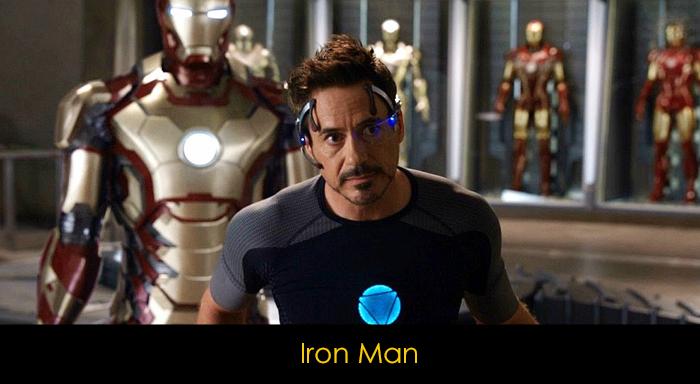 En iyi MCU karakterleri - Tony Stark