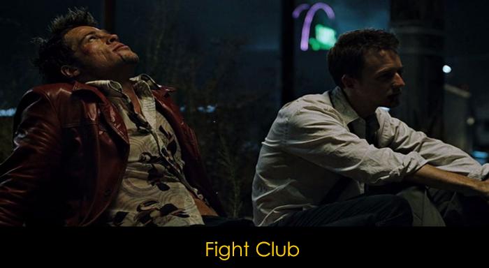 En iyi psikoloji filmleri - Fight Club