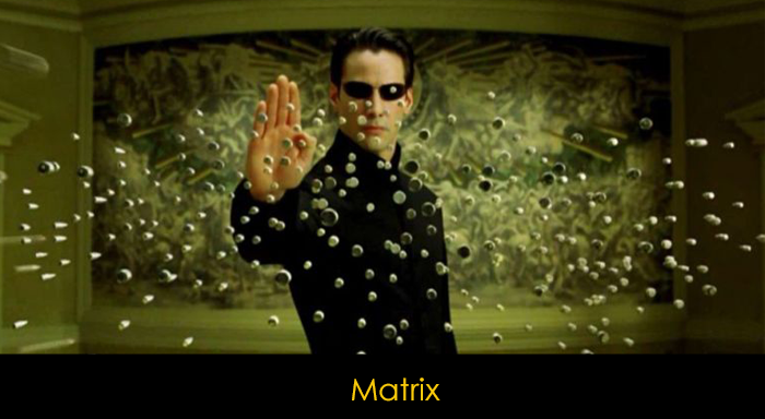 Keanu Reeves Filmleri - Matrix