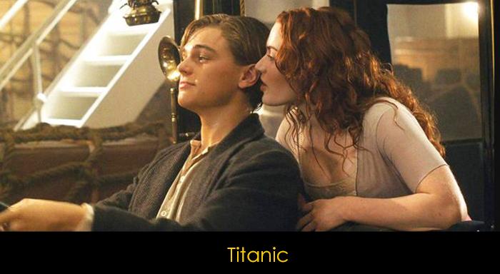 En iyi aşk filmleri - Titanic