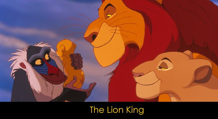 En İyi Disney Filmeri - The Lion King