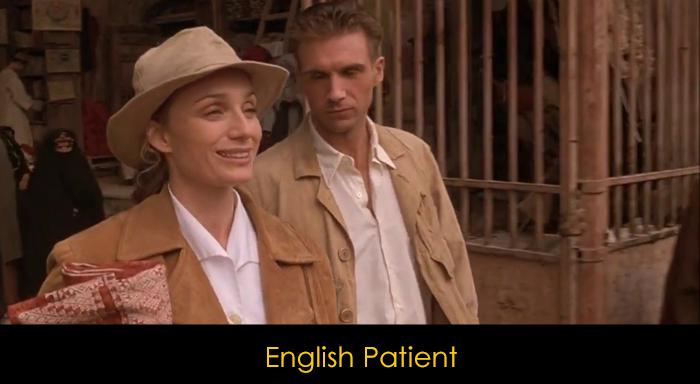 en iyi aşk filmleri - English Patient