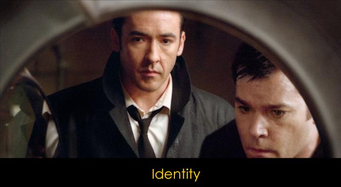 En iyi psikolojik filmler - Identity