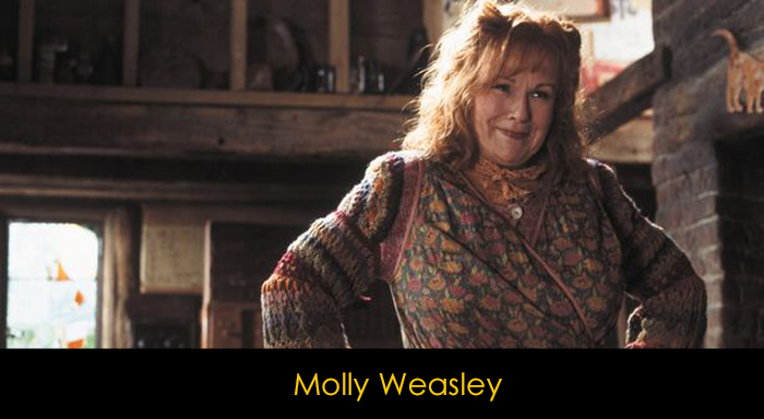 En İyi Harry Potter Karakterleri - Molly Weasley