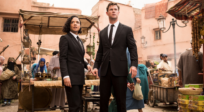 Men in Black filmi inceleme