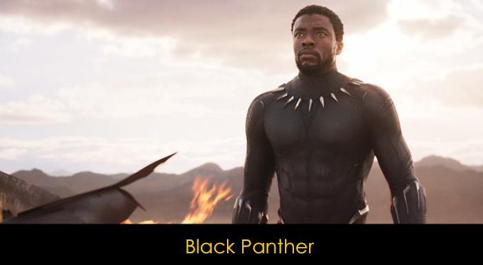 En iyi MCU karakterleri - Black Panther