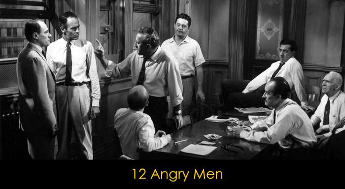 Psikolojik Filmler - 12 Angry Men