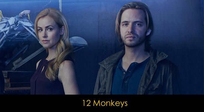 12 monkeys dizi incelemesi