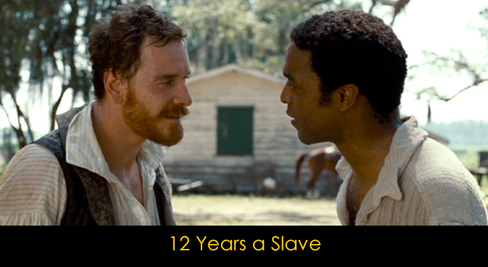 Irkçılık temasını işleyen filmler - 12 Years a Slave