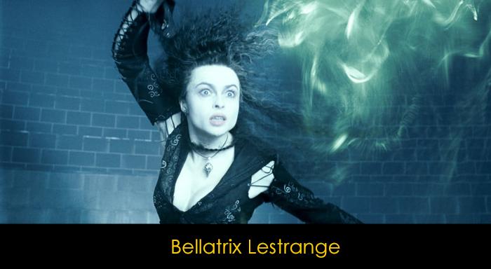 En İyi Harry Potter Karakterleri - Bellatrix