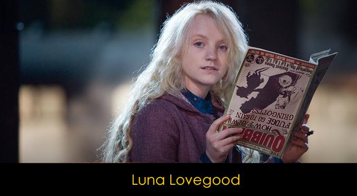 En İyi Harry Potter Karakterleri - Luna Lovegood