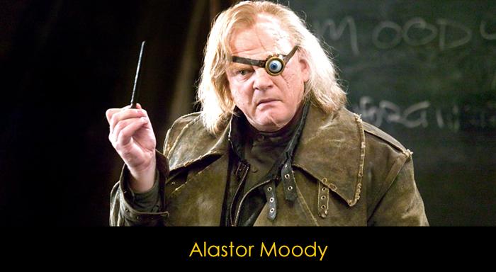 En İyi Harry Potter Karakterleri - Moody