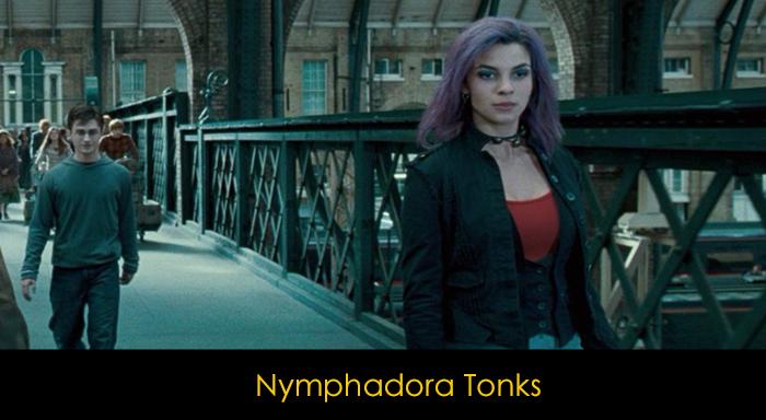 En İyi Harry Potter Karakterleri - Tonks