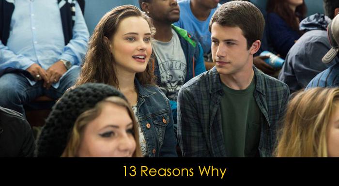 Netflix'in En İyi Gençlik Dizileri - 13 Reasons Why