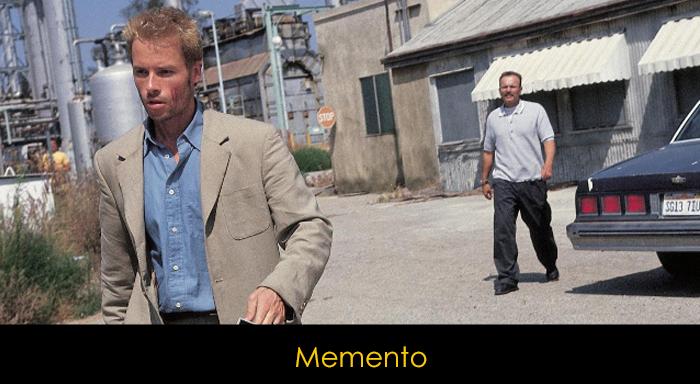 En iyi psikoloji filmleri - Memento
