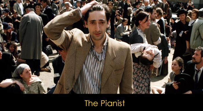 En iyi savaş filmleri - The Pianist