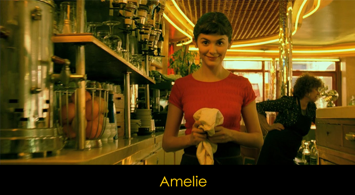 En iyi aşk filmleri - Amelie