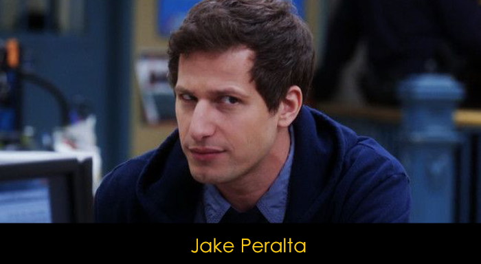 Brooklyn Nine Nine oyuncuları -  Jake Peralta